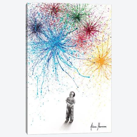Positive Perspective Canvas Print #VIN670} by Ashvin Harrison Canvas Artwork