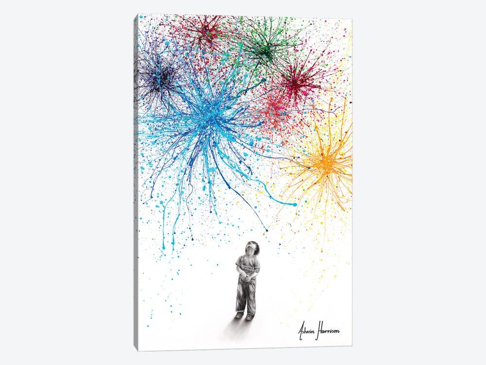 Positive Perspective by Ashvin Harrison 1-piece Art Print