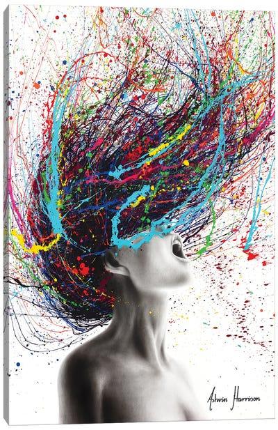 The Edge Canvas Art Print