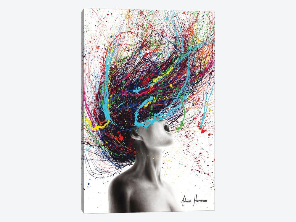 The Edge by Ashvin Harrison 1-piece Canvas Artwork