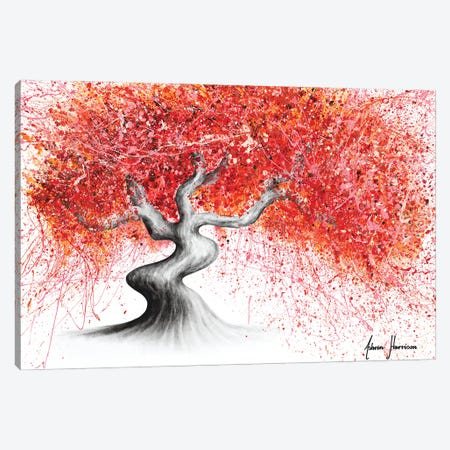 Mind Battle Tree Canvas Print #VIN677} by Ashvin Harrison Canvas Print