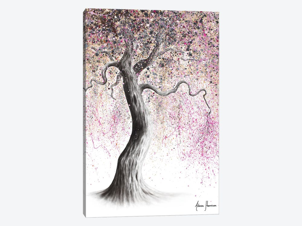 Jam Jive Tree by Ashvin Harrison 1-piece Canvas Art Print