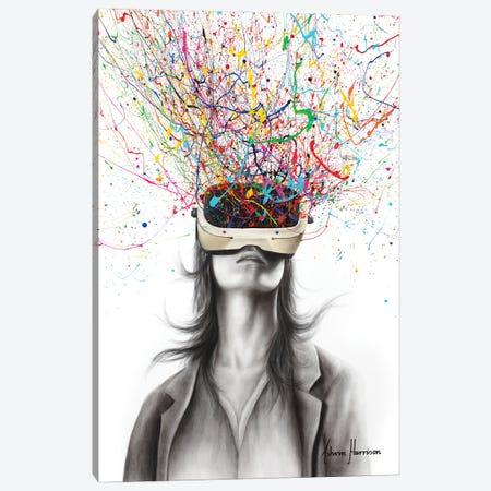Filtered Reality Canvas Print #VIN683} by Ashvin Harrison Art Print