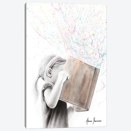 Ponderous Canvas Print #VIN684} by Ashvin Harrison Canvas Artwork