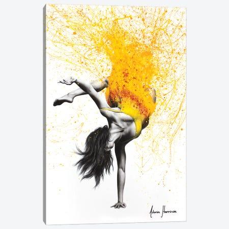 Break Into Dance Canvas Print #VIN687} by Ashvin Harrison Canvas Wall Art