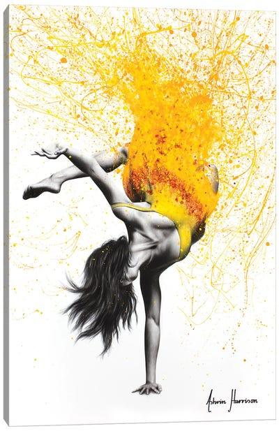 Break Into Dance Canvas Art Print