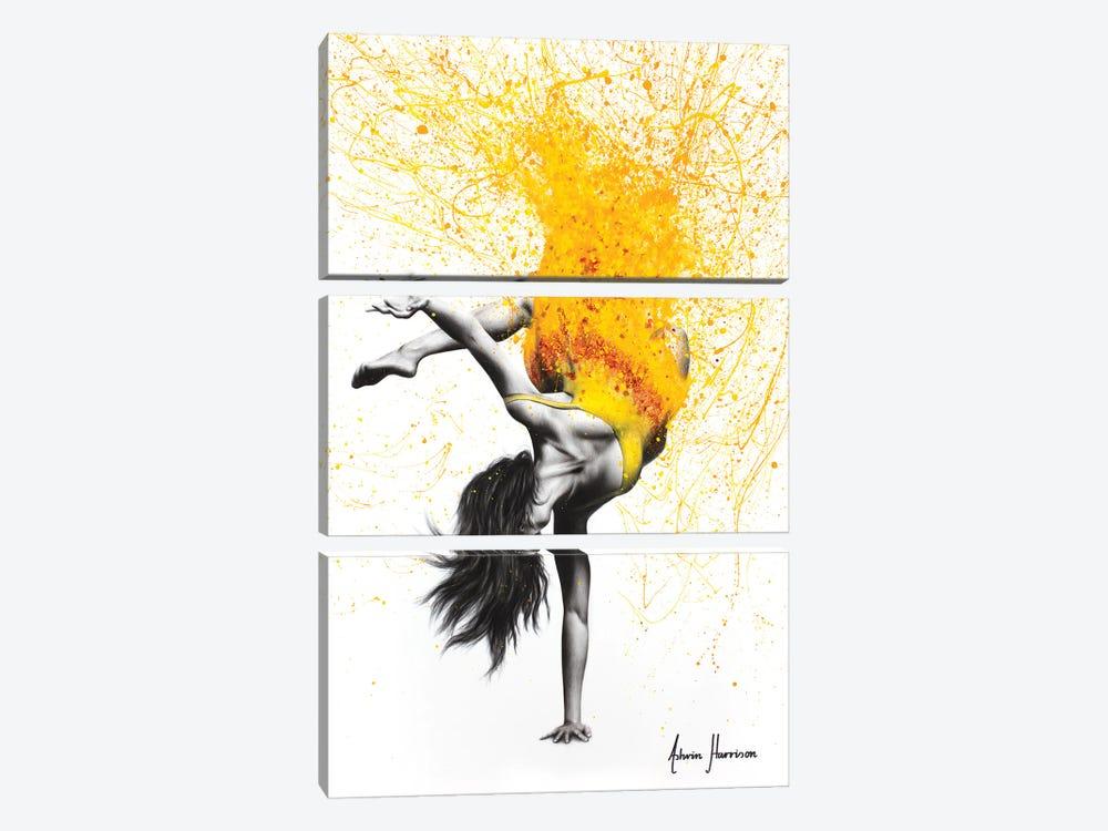 Break Into Dance by Ashvin Harrison 3-piece Art Print