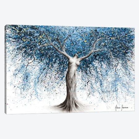 Natural Continual 3-Piece Canvas #VIN689} by Ashvin Harrison Art Print