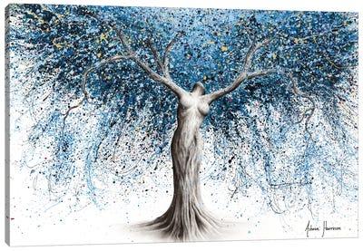 Natural Continual Canvas Art Print