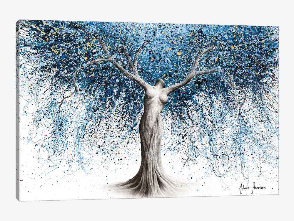 Natural Continual by Ashvin Harrison 1-piece Canvas Art Print