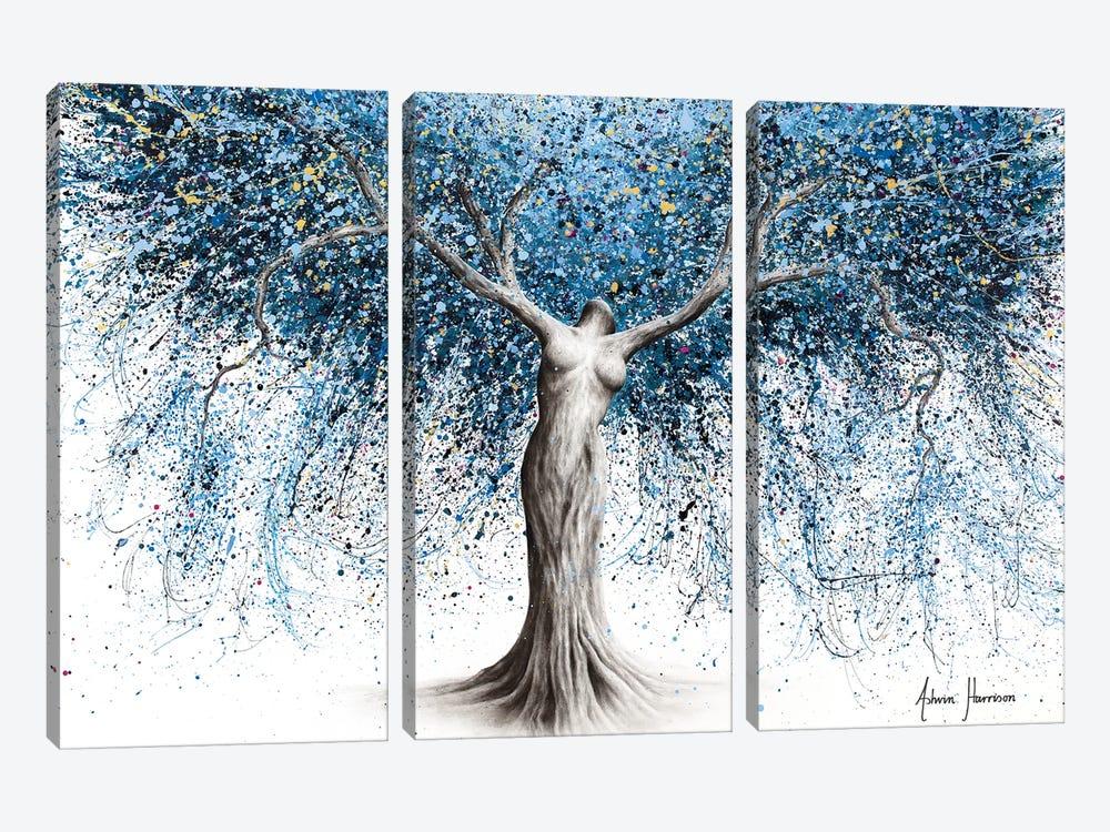 Natural Continual by Ashvin Harrison 3-piece Art Print