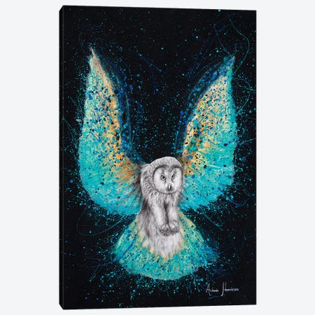 Illuminated Night Owl Canvas Print #VIN695} by Ashvin Harrison Canvas Print