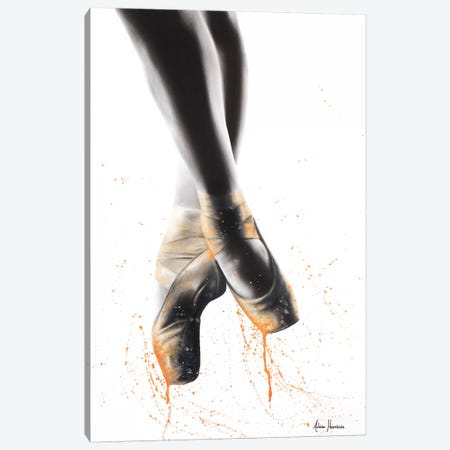 An Early Riser Canvas Print #VIN6} by Ashvin Harrison Canvas Wall Art
