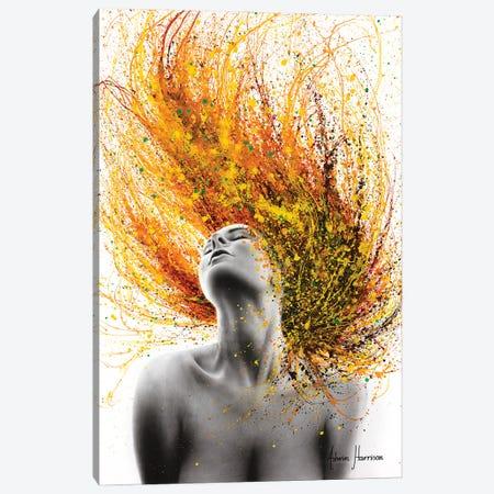 One Burning Desire Canvas Print #VIN703} by Ashvin Harrison Canvas Artwork