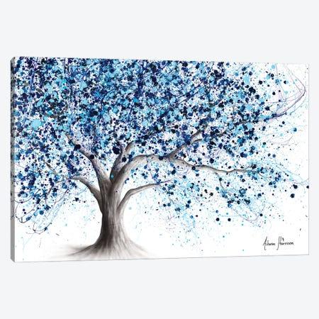 Marine Tree Canvas Print #VIN718} by Ashvin Harrison Canvas Print
