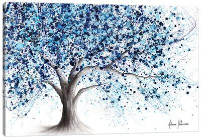 Marine Tree Canvas Art Print