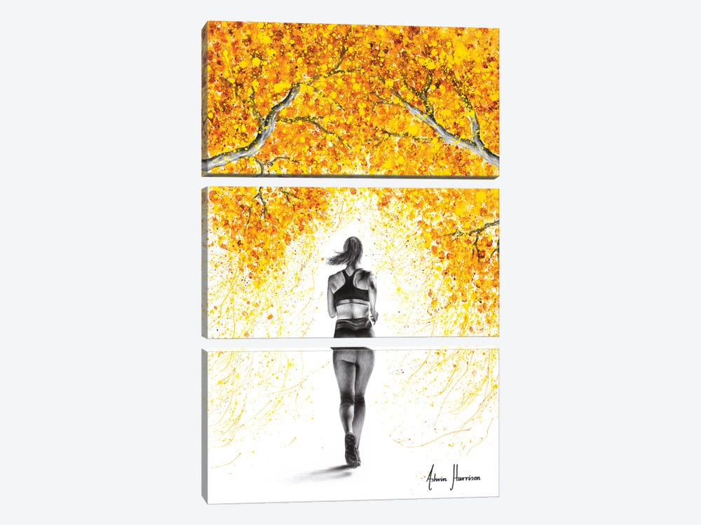 Just The Breeze 3-piece Canvas Print