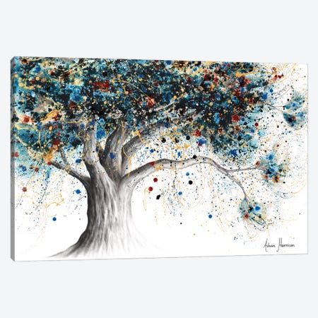 The Midnight Potion Tree Canvas Print #VIN728} by Ashvin Harrison Canvas Wall Art