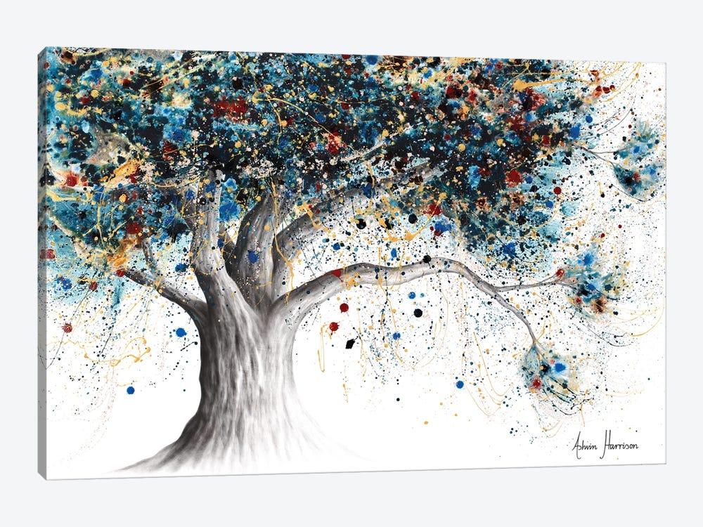 The Midnight Potion Tree by Ashvin Harrison 1-piece Canvas Art Print