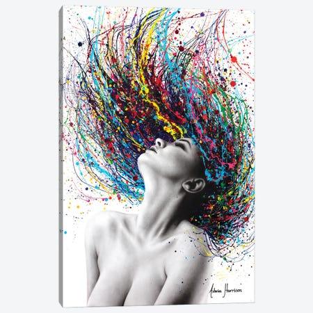 Believe In Tomorrow Canvas Print #VIN729} by Ashvin Harrison Canvas Wall Art
