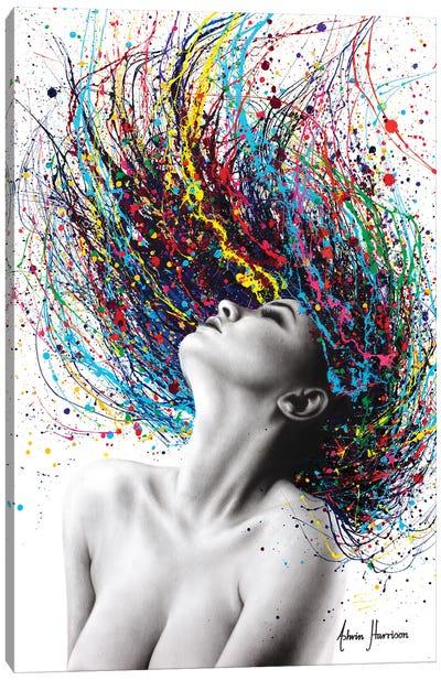 Believe In Tomorrow Canvas Art Print