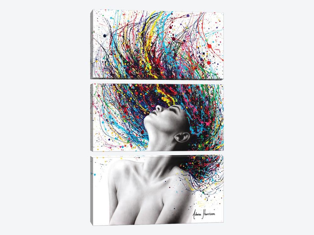 Believe In Tomorrow by Ashvin Harrison 3-piece Canvas Art