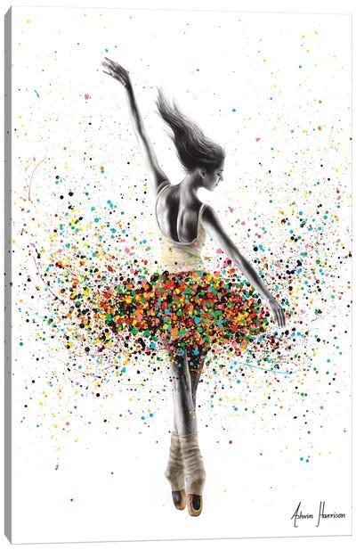The Dance Dreamer Canvas Art Print