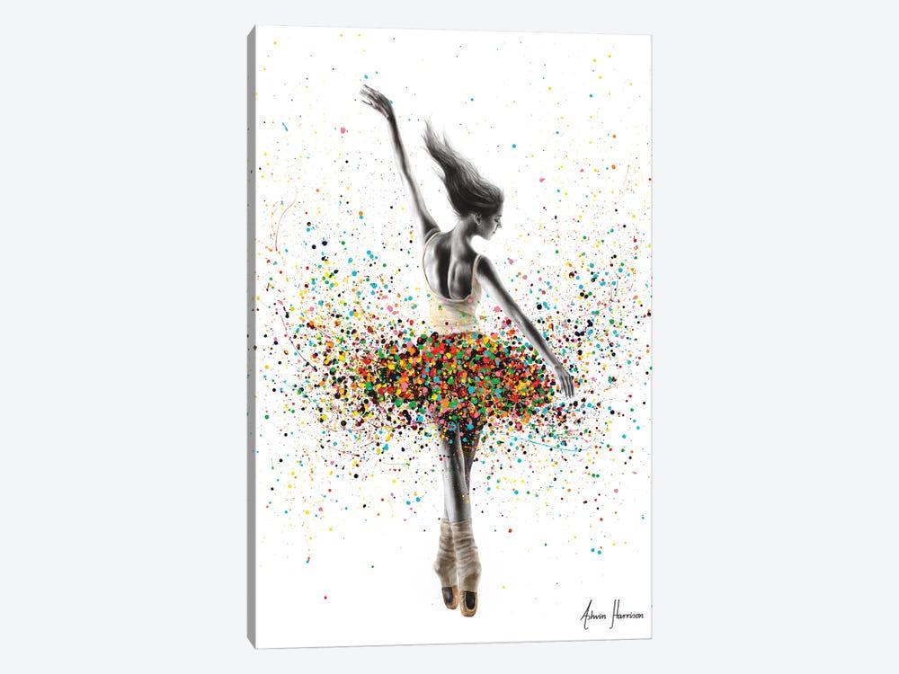 The Dance Dreamer by Ashvin Harrison 1-piece Canvas Artwork