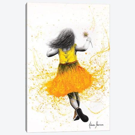 Daisy Day Canvas Print #VIN734} by Ashvin Harrison Canvas Wall Art