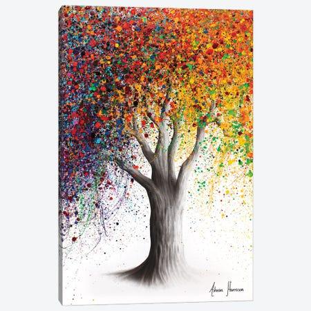 Superb Season Tree Canvas Print #VIN738} by Ashvin Harrison Canvas Art Print