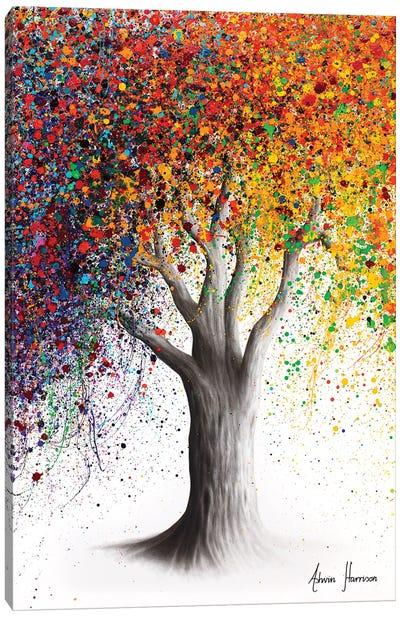 Superb Season Tree Canvas Art Print