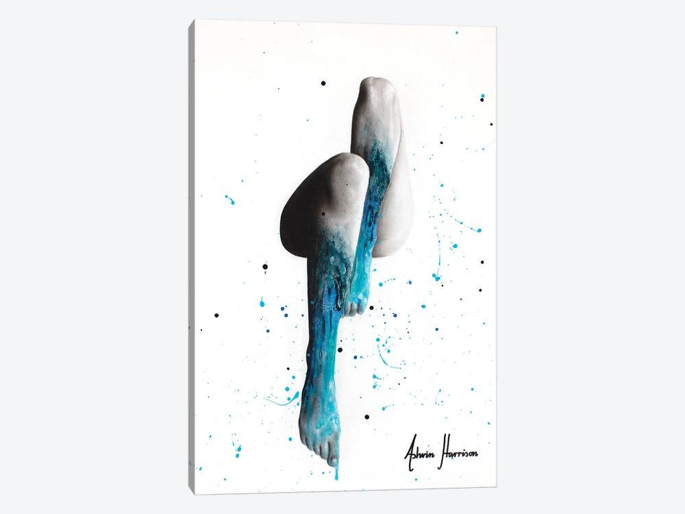 Cleanse by Ashvin Harrison 1-piece Canvas Art Print