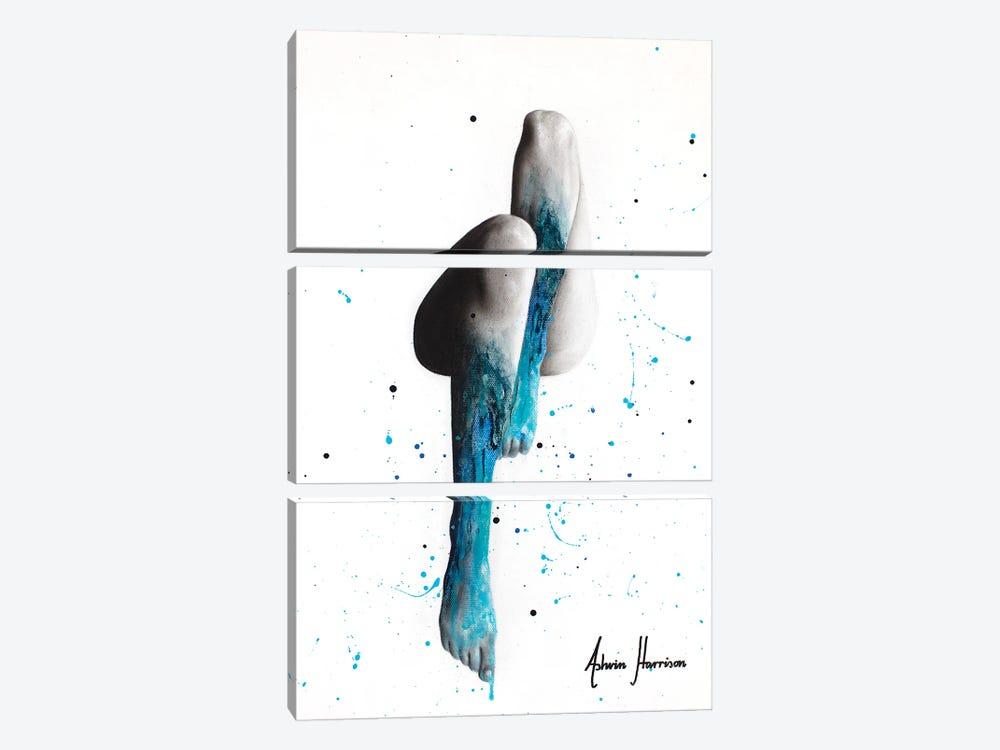Cleanse by Ashvin Harrison 3-piece Canvas Print