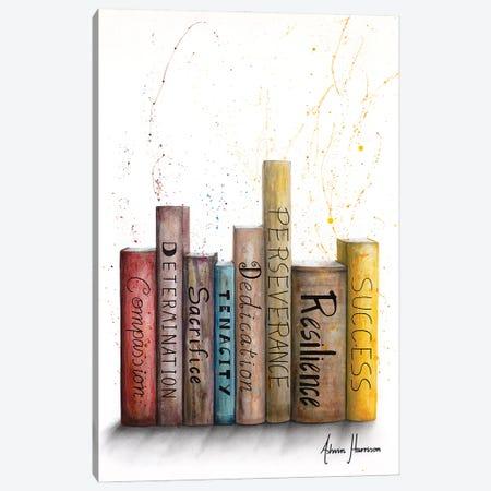 Journey To Completion Canvas Print #VIN746} by Ashvin Harrison Canvas Art Print