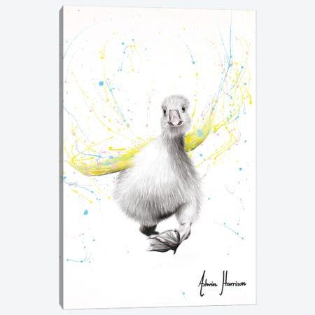 Ducky Canvas Print #VIN751} by Ashvin Harrison Canvas Art Print