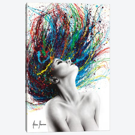 The Passionate Canvas Print #VIN752} by Ashvin Harrison Art Print