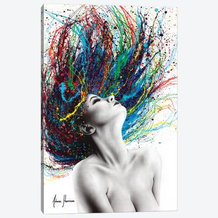 The Passionate Canvas Print #VIN752} by Ashvin Harrison Art Print