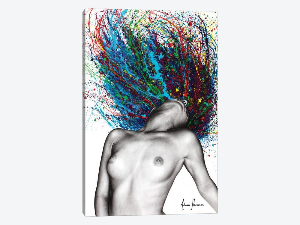 Superfluous Sensation by Ashvin Harrison 1-piece Canvas Art