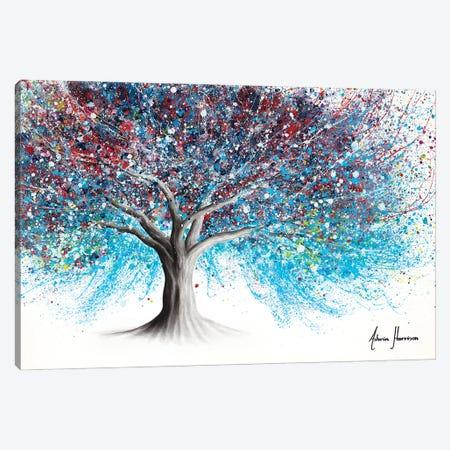 Night Lights Tree Canvas Print #VIN765} by Ashvin Harrison Canvas Print
