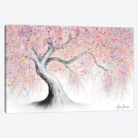 Pink Palace Tree Canvas Print #VIN772} by Ashvin Harrison Canvas Print