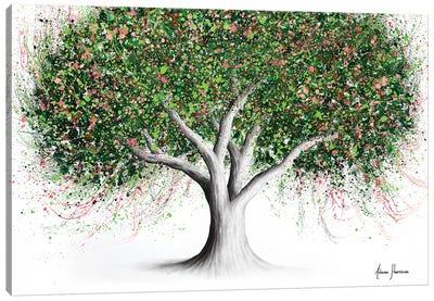 Royal Apple Tree Canvas Art Print