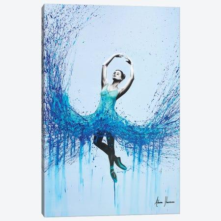 Ocean Dance Canvas Print #VIN77} by Ashvin Harrison Art Print