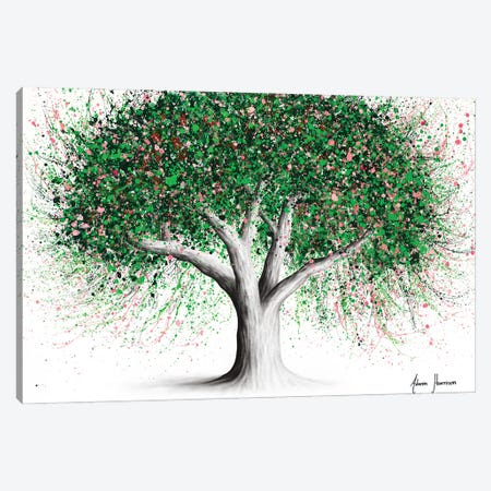 Town Apple Tree Canvas Print #VIN789} by Ashvin Harrison Canvas Wall Art