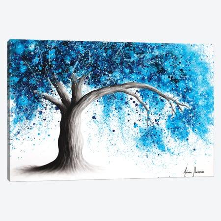 Ocean Energy Tree Canvas Print #VIN794} by Ashvin Harrison Canvas Artwork