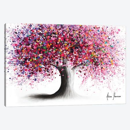 Wild Blossom Tree Canvas Print #VIN795} by Ashvin Harrison Canvas Art