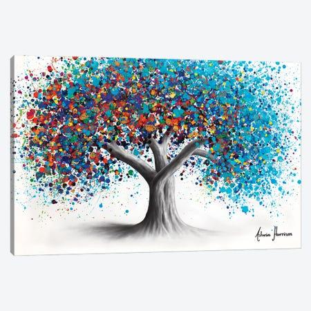 Tree Of Optimism Canvas Print #VIN820} by Ashvin Harrison Canvas Print