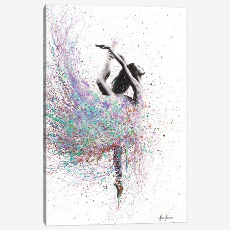 Opal Dance Canvas Print #VIN82} by Ashvin Harrison Art Print