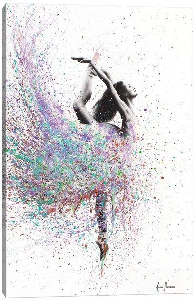 Opal Dance Canvas Art Print