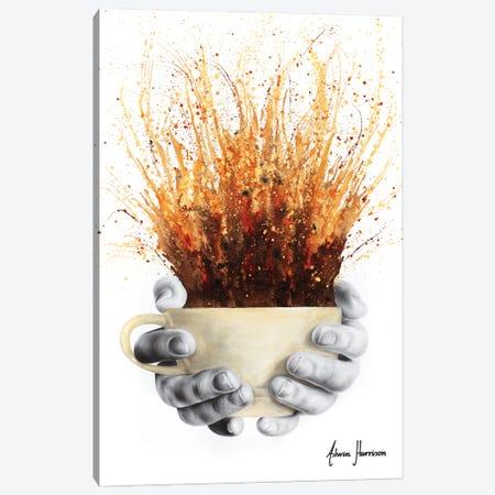 Coffee Coffee Coffee! Canvas Print #VIN835} by Ashvin Harrison Canvas Print