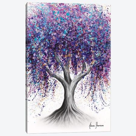 Vineyard View Tree Canvas Print #VIN839} by Ashvin Harrison Canvas Art